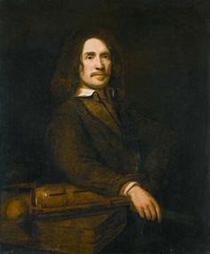 HOOGSTRATEN, Samuel van Portrait of a Gentleman 1650