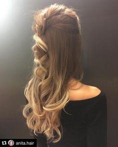 "39 likerklikk, 2 kommentarer – Hendrix hair Drammen (@hendrixhairdrammen) på Instagram: ""#Repost @chlarseen with @repostapp ・・・ So bright and shiny✨ @hendrixhair @hendrixhairdrammen…"" Braids, Long Hair Styles, Pretty, Instagram Posts, Beauty, Cornrows, Pigtail Hairstyle, Long Hair Hairdos, Cosmetology"