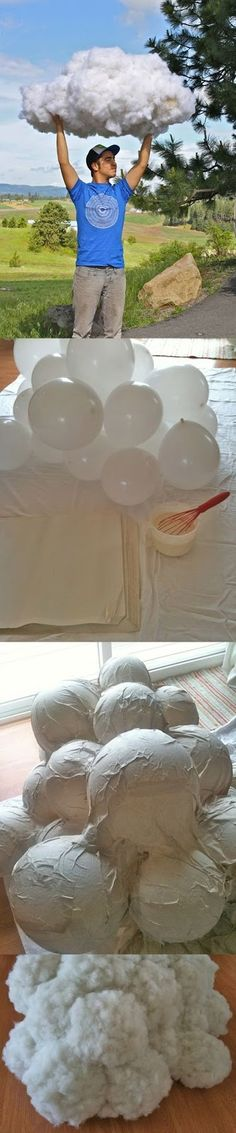 IDEAS and DECOR: Make A Cloud :)
