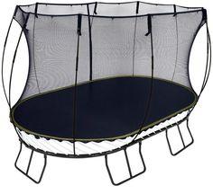 8' x 13' Large Oval trampoline