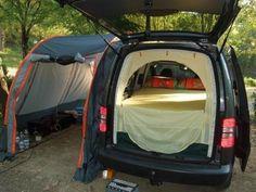 Private Homepage Familie Foschum - nur so - Irish Kangoo Camper, Suv Camper, Mini Camper, Camper Caravan, Camper Trailers, Minivan Camping, Camping Glamping, Volkswagen Caddy Life, Safari Condo