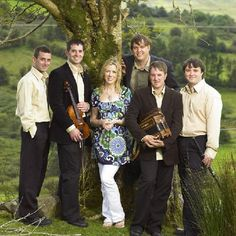 Danu ~ Brilliant, funny, moving instrumentals, poetry, and song performed by one of Ireland's foremost Celtic Music bands.