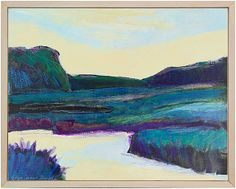Cape Cod Marsh 2 by Ellen Levine Dodd
