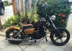 Bobber 125, Honda Bobber, Custom Bobber, Bobber Motorcycle, Bobber Chopper, Motorcycle Design, Custom Motorcycles, Custom Bikes, Cars And Motorcycles