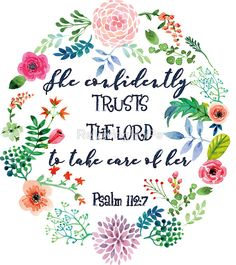 Psalm 112:7 by ReVivingHoPe