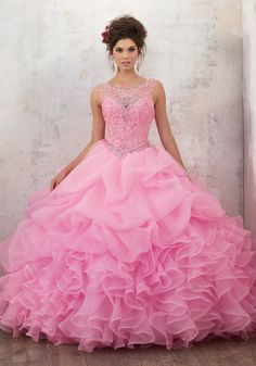 Mori Lee Quinceanera Dress Style 89132