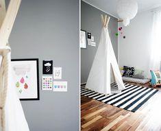 10 habitaciones infantiles de juegos ideales