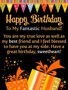 97 best birthday cards for husband images on pinterest anniversary send free youre my true love happy birthday card for husband to loved ones on birthday greeting cards by davia its free and you also can use your m4hsunfo