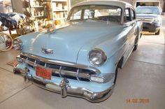 Chevy 210 Bel Air - 1954