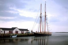 Nova Scotia Bucket List #12-See the Schooner Bluenose II at Canso NS