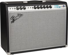 Fender Releases Vintage Modified '68 Custom Vibrolux Reverb /w modified custom Bassman Tonestack