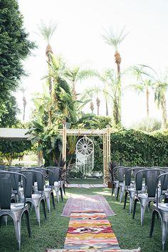 Dreamcatcher Wedding Decor | Bohemian Wedding Inspiration | Bridal Musings Wedding Blog 18