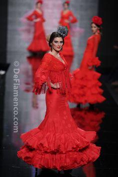 Fotografías Moda Flamenca - Simof 2014 - Hermanas Serrano 'Sueños' Simof 2014 - Foto 03