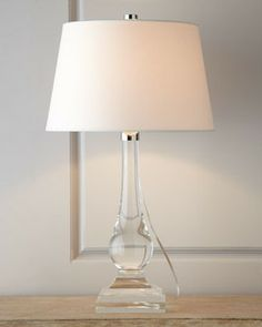 visual comfort crystal table lamp - Google Search