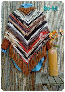 Crochet Cardigan, Crochet Shawl, Crochet Baby, Knit Crochet, Knitting Patterns, Crochet Patterns, Crochet Winter, Brown Sweater, Crochet Clothes