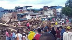 Al menos 17 muertos y 65 heridos tras avalanchas en sur de Colombia: Las víctimas fueron confirmadas por las autoridades del país a medios…