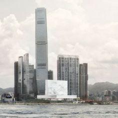 Herzog & de Meuron to design M+ museum  in Hong Kong