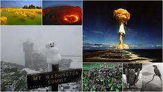 Самые опасные места нашей планеты