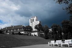 Bild könnte enthalten: Wolken, Himmel und im Freien