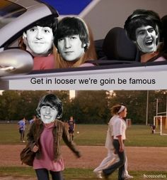the beatles memes | The Beatles Beatle Memes More