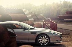 Aston Martin DB9   Credit  ...