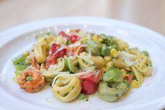 Tortelini's origin dates back to the legends of Venus & Zeus. Try #Tortellini Pesto at our build your own Pasta Station! It's Legendary!