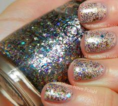 Let them have Polish!: Sation I Love Miss-Self- Glitter One ...