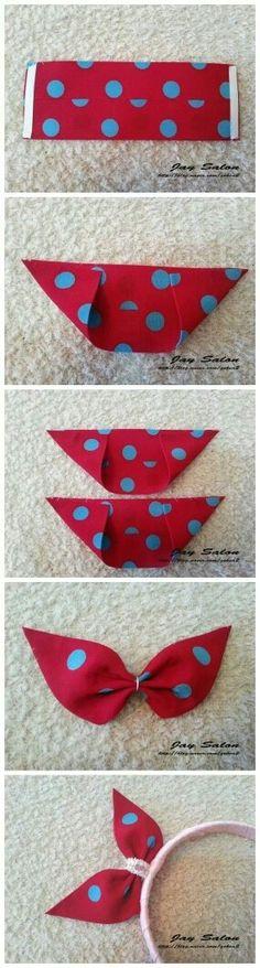 Scrunchies - Just another WordPress site Diy Ribbon, Ribbon Crafts, Ribbon Bows, Ribbons, Making Hair Bows, Diy Hair Bows, Handmade Hair Accessories, Hair Accessories For Women, Homemade Bows