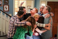 TV Ratings: Modern Family ended on a high note, and Nancy Drew was down. What did you watch last night? Serie Modern Family, Modern Family Quotes, Dark Comedy Movies, Celebrity Weddings, Celebrity News, Tv Ratings, Separate Ways, Art Design, Beautiful Soul