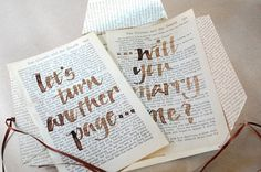 Will You Marry Me marriage proposal ask to marry by suziscribbles
