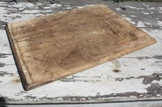 Antique Farmhouse Cutting Board