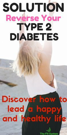 Get rid of your Type 2 Diabetes with the pancreas solution! Live a happy and healthy life! http://thefitsystem.com/pancreas-jumpstart-solution/