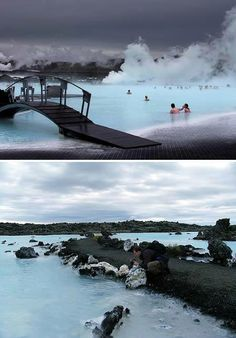 Blue Lagoon, Iceland's geothermal spa