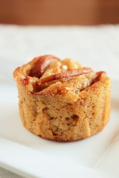 Vanilla Pear Muffins by pastryaffair, via Flickr; these are absolutely delicious, my whole family loved them this morning!