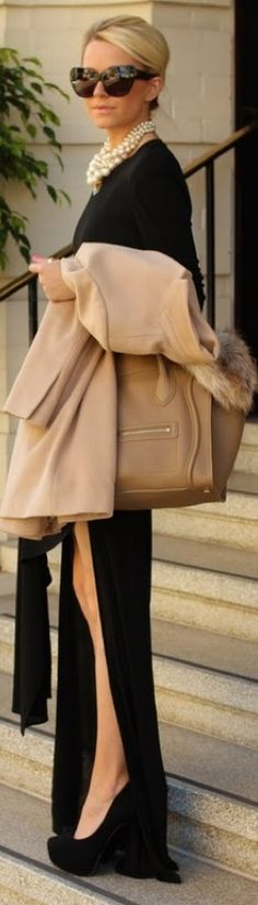 love the shades~Black Camel Celine and Class