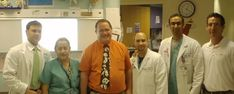 In 2008 Dr. Michael Tidwell and the team reconstructed the hip socket. The medical term is Femoral / Ganz pelvic osteotomy