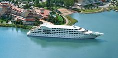 "The ""Sunborn Gibraltar"" Luxury Yacht Hotel"