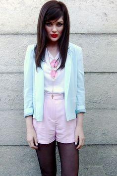 Pastel Blocking | Women's Look | ASOS Fashion Finder