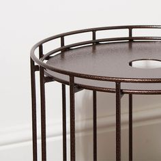 Just arrived, this speckled surface detail steel cage coffee table will be complete once reunited with its highly reflective glass top. Steel Cage, Restaurant Furniture, Contract Furniture, Cafe Restaurant, Daily News, Bespoke, Surface, Bronze, Detail