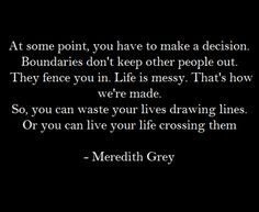 love Greys Anatomy quotes..esp this one