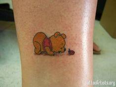 winnie the pooh tattoos - Google Search
