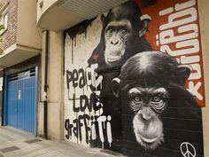 Arte Callejero en Beasain Dizebi Graffiti