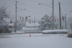 Winter - Sandusky, Ohio.