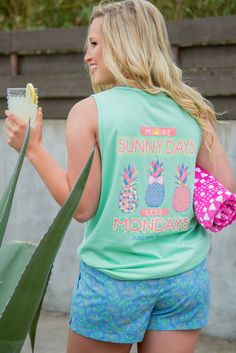 More Sunny Days (Island Paradise) - Tank