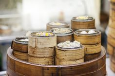 Indulge in the best dim sum city in the world. | 11 Ways To Conquer Hong Kong Like A Local. Ming Court or Lin Heung Teahouse