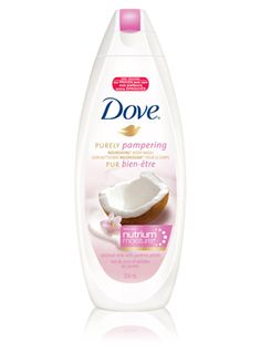 Pamper yourself with a sweet coconut and jasmine scent and get softer, smoother skin with Dove Purely Pampering Coconut Milk with Jasmine Body Wash. Quebec, Mascara, Printable Coupons, Lip Care, Body Wash, Coconut Milk, Bath And Body, Cleaning Supplies, Dove Products