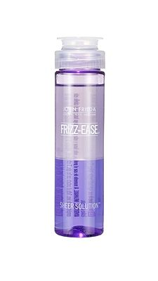 Frizz control without weighing hair down.
