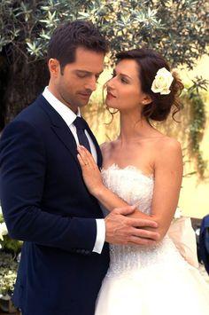 "Anna Safroncik in ""Le Tre Rose di Eva 2"""