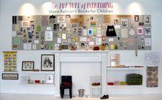 Maira Kalman: 'If You Don't Digress And Go Off The Point, I Think You Miss The Point' – WONDERLAND Tibor Kalman, Maira Kalman, Sally Hemings, High Museum, Cecil Beaton, The New Yorker, Book Art, Wonderland, Studios