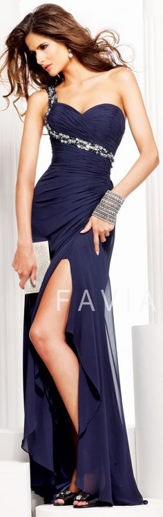 Faviana Evening Gown